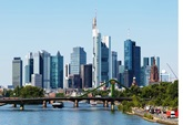 Kl Skyline Frankfurt am Main 2015 Copyright Christian Wolf www.c w design.de CreativCommons